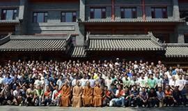2月18日龙泉寺除夕团餐和参访