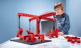 """科技教育 欢迎青春的你--""""慧鱼""""创意组合模型动手工作坊!图片"""