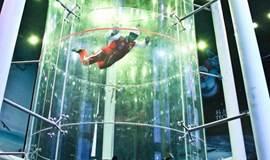 自由落体的快感—— 风洞飞行体验