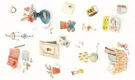 手工客——插画师昀宝丨手绘我们の日常服饰搭配