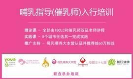 第五期哺乳指导(催乳师)入行培训-全部IBCLC教学, 手法强化, 母乳喂养大本营认证推荐