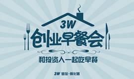 3W创业早餐会2015第9期