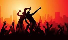 好玩的正能量单身交友聚会活动---互动游戏+k歌