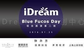 iDream Blue fucos day项目路演日 第二期