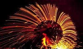 大年初三去蔚县看社火,打树花,体验民俗,欢度新年!
