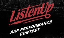 【ListenUp】说唱歌曲创作大赛2016票房开启!