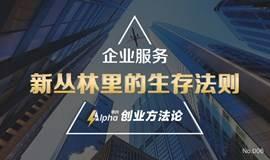 企业服务・新丛林里的生存法则 华兴阿尔法创业方法论