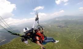 佛山滑翔伞飞行体验