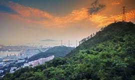 5.1(深圳)穿越塘朗山,梅林水库徒步踏青