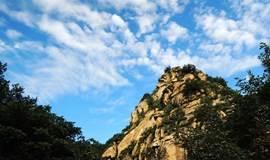 (北京)登顶云蒙山,看漫山遍野的映山红