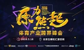 2016体育产业跨界峰会