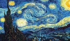 小资油画 | 蕾丝和领结的约会,星空和日落主题油画派对!(5月21日)