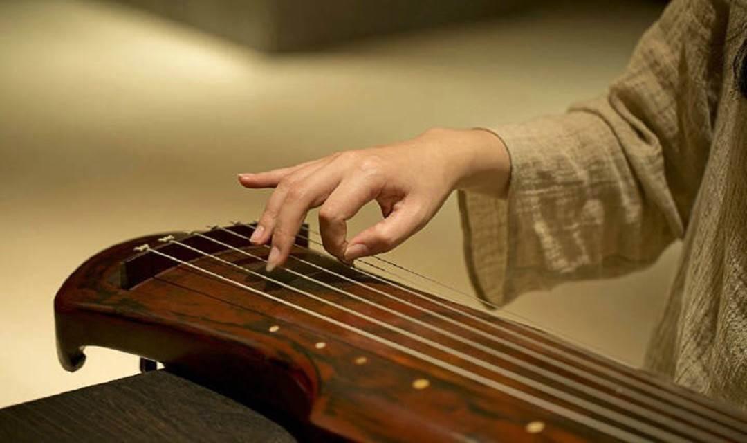 古琴体验课·解禅茶苑·北京