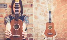 【音乐体验课】一节课学会尤克里里 小清新弹唱(每周六晚)
