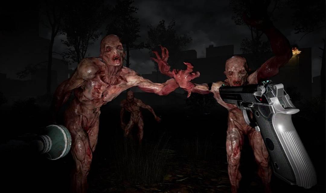 英文活动【VR Lounge】June 11th Zombie Night 2.0 Dare Trial