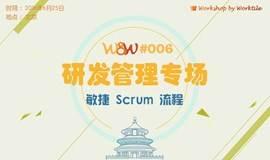 W&Workshop No.6—企业效率革命 研发管理专场