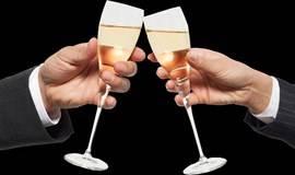 互联网、金融、电商行业商务分享交流酒会