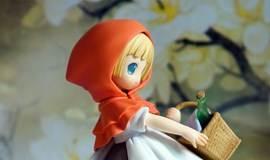 梦享课堂 来戳个小红帽羊毛毡!