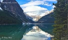 他刚从为期6个月的环球40国旅行中回来, 与你分享加拿大自然旅行!