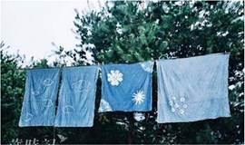 沙坡尾 手作•美食 创意生活营 | 草木的蓝色——草木染基础课