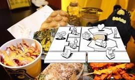 """sgl之商业模式画布分析""""ivan""""专场:港式小食品牌如何在餐饮创业的红海"""