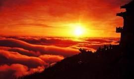 9月3-4日:夜爬泰山看日出,人间圣境观云海