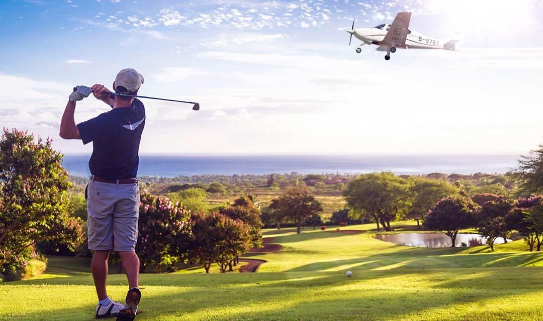 飞行+高尔夫 轻奢避暑新主张(第二季)