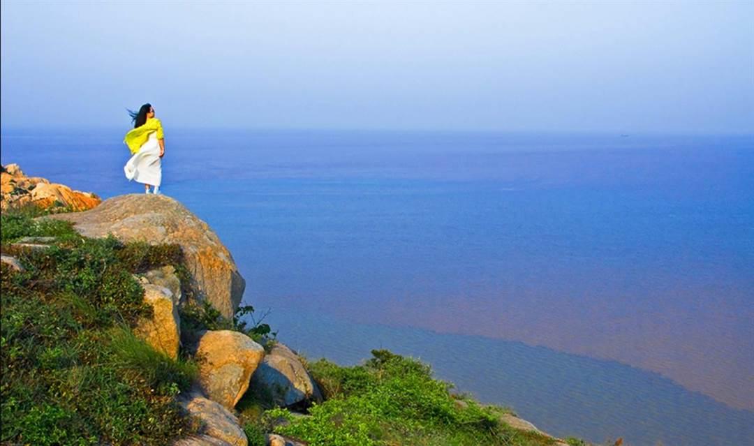 【国庆】漂洋过海去小洋山岛,徒步海上小黄山,看离岛海角风光