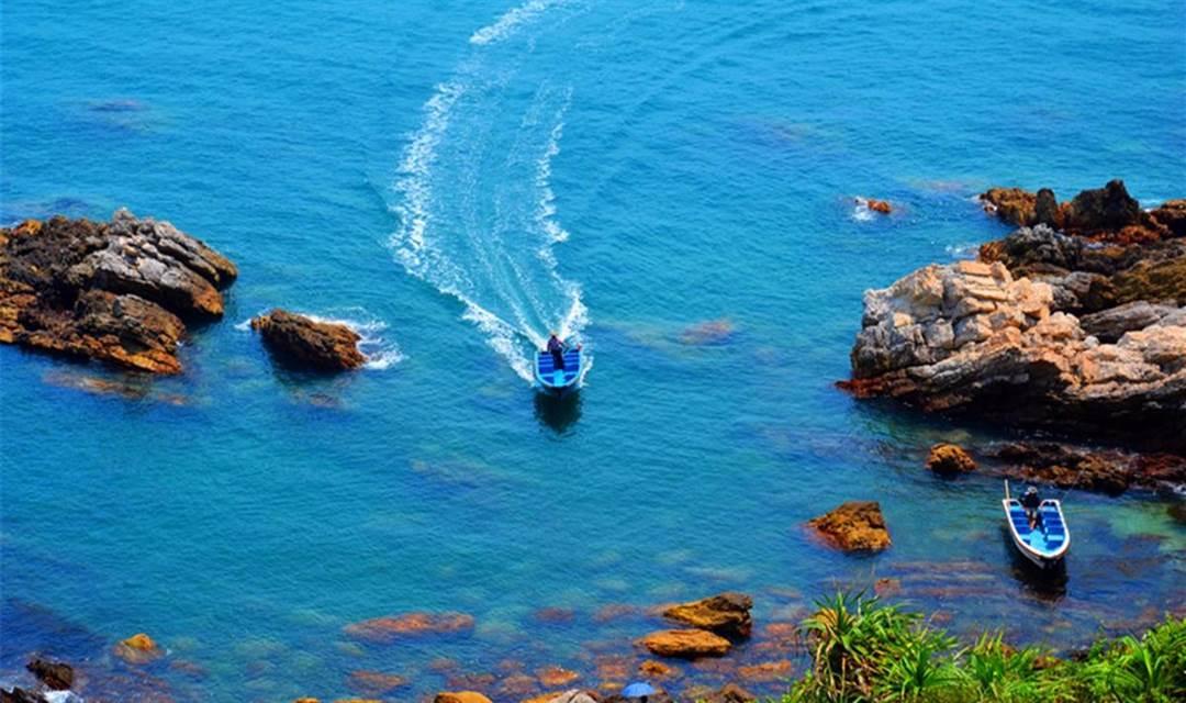 【国庆】美好时光,一起穿越最美海岸线--东西冲