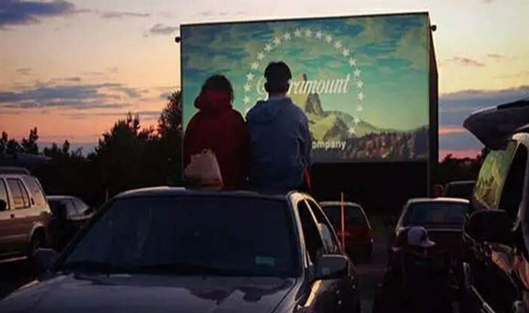 周六电影夜——不止电影,更是聚会
