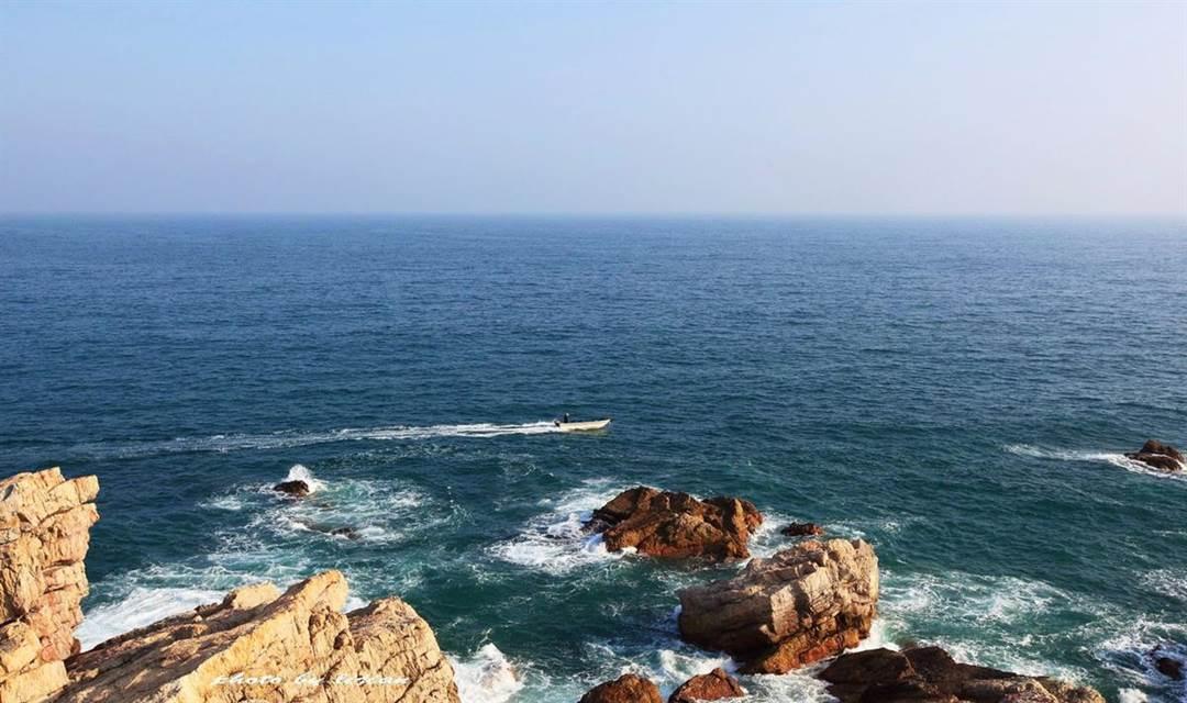 周末一起去看海|11.27周日:徒步东西冲海岸线,中国八大最美海岸线之一
