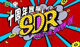 SDR街舞团十周年舞蹈展-dance on, dream on《拾梦》