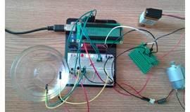 Arduino入门之自动浇花系统搭建 11月20日