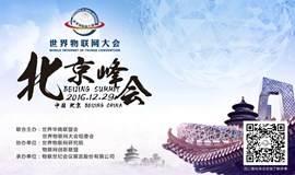 2016世界物联网大会北京峰会