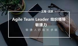 Agile Team Leader 组织领导敏捷力_CCGI