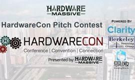 【赢硅谷年度大会入场券】Hardware Massive智能硬件创客大赛海选 HardwareCon Pitch Contest
