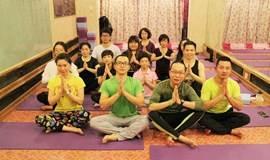 2017.1月14日健康沙龙:从零开始练瑜伽