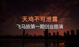 飞马旅第一期项目路演:天鸡不可泄露