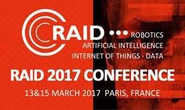 机器人技术•人工智能•物联网•数据(RAID)峰会