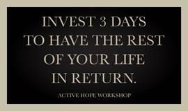 Active Hope Workshop