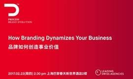 【品牌沙龙】如何进行企业品牌建立、营销及规划