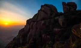 清明节上饶灵山徒步穿越——挑战中台峰