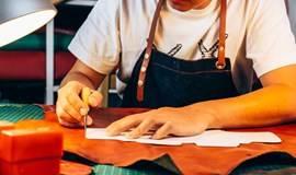 单向课堂   体验工匠之心:梦想也可以折叠进小钱包