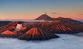 geocaching徒步-这个端午,我们一起去印尼火星(火山)徒步