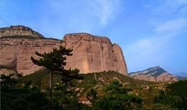 丹霞赤壁 四十里长嵯 滴水岩朝阳观 赏漫山杜鹃