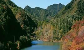 【五一Day2】玉渡山穿越,体验京郊小九寨之美