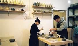 雅醍艺术空间 | 陶艺单日兴趣班、长期培训班