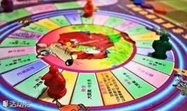 周天一起玩财商现金流游戏。。思维碰撞,开拓思路,新交朋友