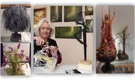 英国艺术家Barbara亲授3D艺术