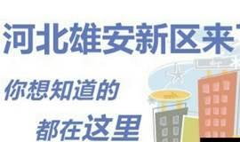 雄安开发商业机会分析会(已推迟)